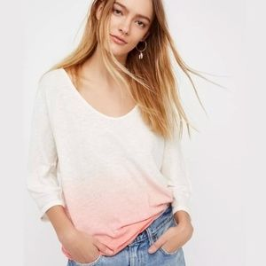 We the Free Strawberry Top - size xs